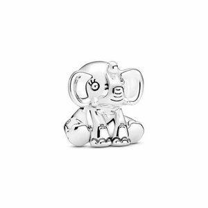 New Authentic Pandora Silver Ellie the Elephant Ch